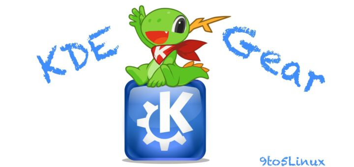 KDE Applications Open-Source Software Stack Rebranded as KDE Gear - 9to5Linux