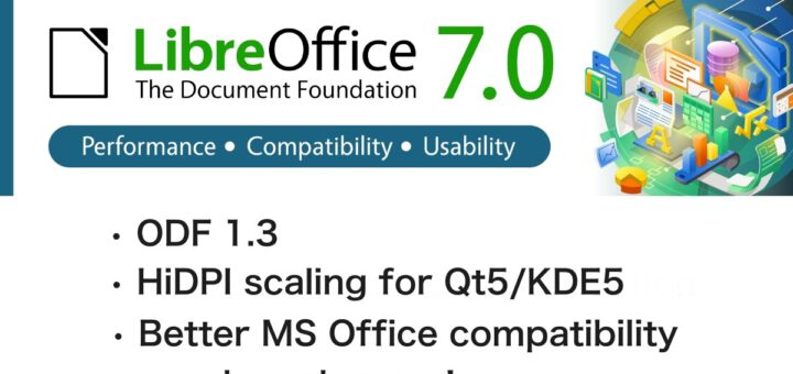 LibreOffice 7.0.5 Released with More Than 100 Bug Fixes, Update Now - 9to5Linux