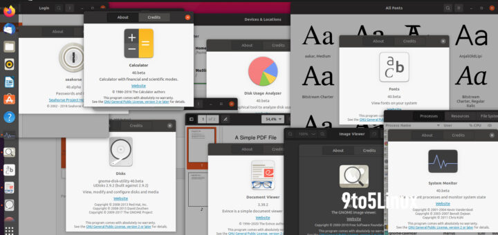 Looks Like Ubuntu 21.04 Will Offer a Hybrid GNOME 3.38 Desktop with GNOME 40 Apps - 9to5Linux