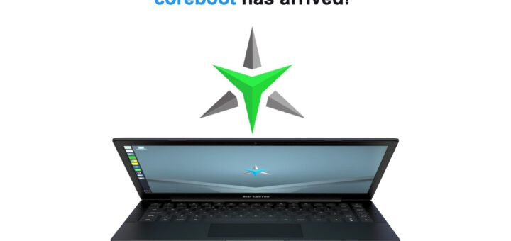 Star LabTop Mk III Linux Laptop Owners Also Get Coreboot Support - 9to5Linux