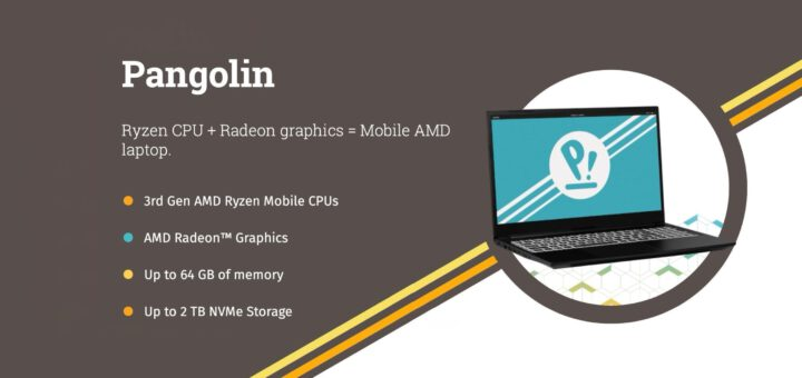 """System76's AMD-Only """"Pangolin"""" Linux Laptop Is Finally Here - 9to5Linux"""