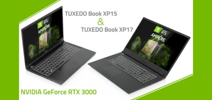 TUXEDO Computers Launches First Linux Gaming Laptops with NVIDIA GeForce RTX 3000 - 9to5Linux
