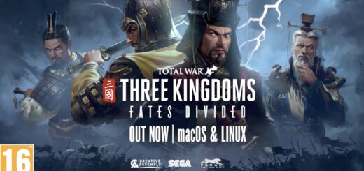 Total War: THREE KINGDOMS - Fates Divided DLC Is Now Available for Linux - 9to5Linux