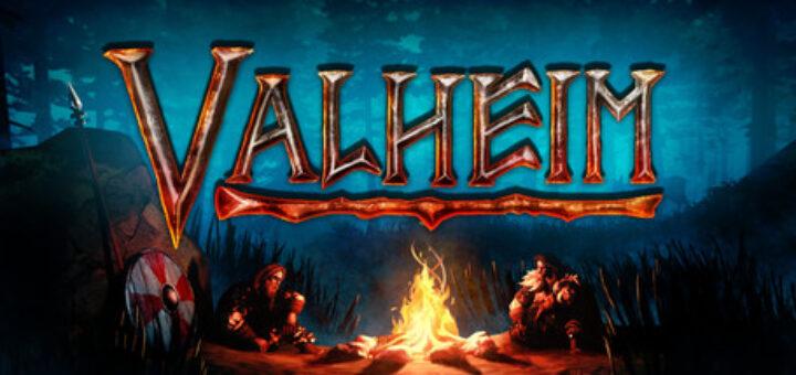 Valheim official logo