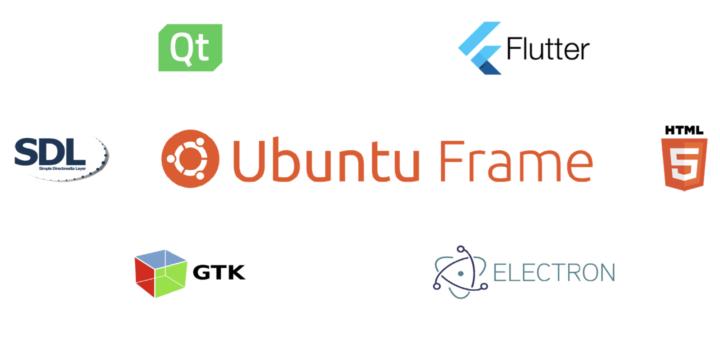 Canonical launches Ubuntu Frame, the foundation for embedded displays | Ubuntu