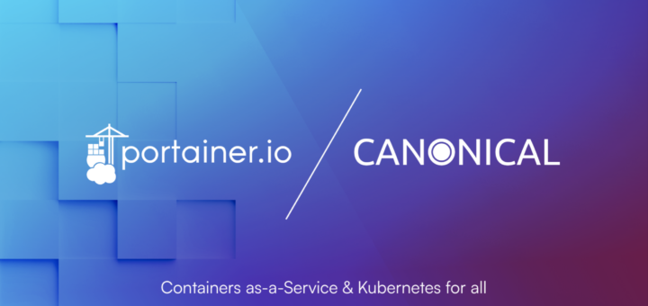 Portainer and Canonical Expand Partnership Launching Business Charm for Charmed Kubernetes | Ubuntu